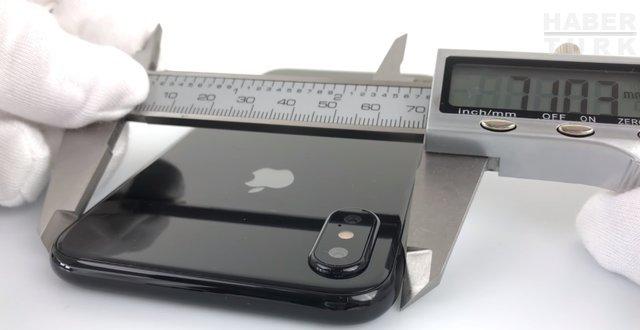 İlk kez bu kadar net fotoğrafları ve videosuyla karşınızda iPhone 8!