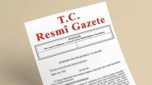 Bazı bakanlıklara ilişkin atama kararları Resmi Gazete'de yayımlandı