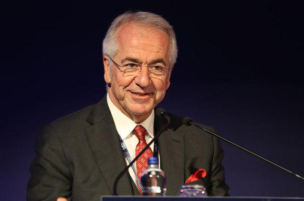 CFO Summit 2017, TÜSİAD Başkanı Erol Bilecik