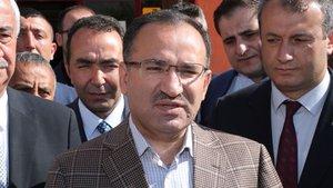Bekir Bozdağ, Başsavcı Mustafa Alper'in ölümünün araştırılmasını istedi
