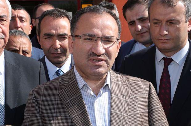Bozdağ'dan 'Başsavcı Alper' talimatı