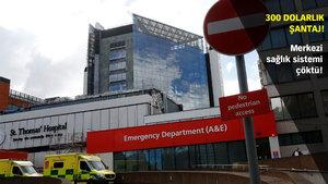 İngiltere'de sağlık sistemine siber saldırı!