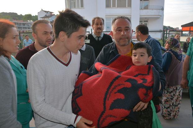 Fatsa'da kaybolan 3,5 yaşındaki Mert Efe bulundu!