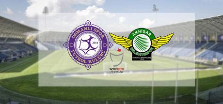 Osmanlıspor - Akhisar Belediyespor maçı ne zaman, saat kaçta, hangi kanalda?