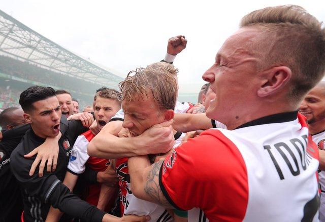 Şampiyon Feyenoord!