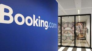 """Zeybekci """"booking.com"""" yetkilileriyle görüştü"""