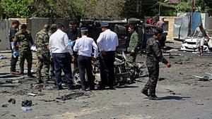 Bağdat'ta bombalı saldırı: 6 ölü