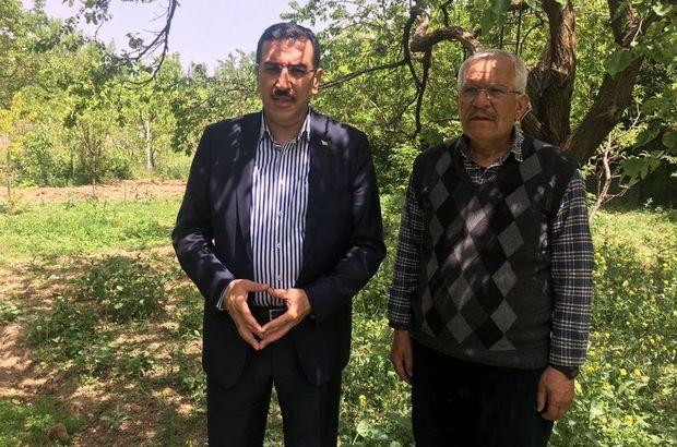 Bakan Tüfenkci, Dünya Çiftçiler Günü'nde çiftçilere seslendi