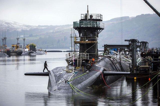 İngiltere'nin nükleer denizaltılarına siber tehdit
