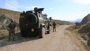 İçişleri Bakanlığı: Son bir haftada 52 terörist etkisiz hale getirildi