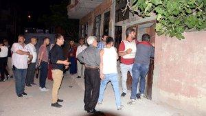 Mersin'de gürültü cinayeti