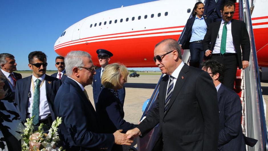 Erdoğan-Trump görüşmesi sonrasında Cumhurbaşkanlığı'ndan flaş açıklama
