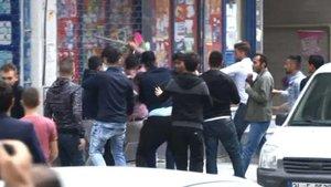 Sultangazi'de gerginlik sürüyor! Polis müdahale etti