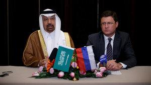 Rusya ve Suudi Arabistan anlaştı, petrol fiyatları fırladı