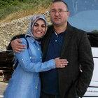 """EŞİNİ TRAFİK LEVHASINA TAKILI BULDU! """"SAATLERCE BAŞINDA BEKLEDİM"""""""