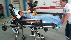 Konya'da Suriyeli aileler birbirine girdi: 7 yaralı
