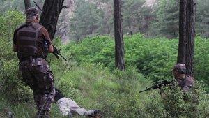Şırnak'ta üs bölgesine saldırı girişimi