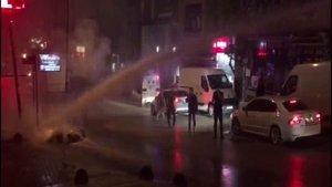 Sultangazi'de cinayetin işlendiği mahalleye polis müdahalesi