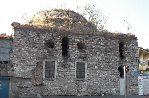 Cibali Ayakapı Hamamı, Mimar Sinan