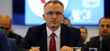 """Bakan Ağbal'dan """"yapılandırma ödemesi"""" uyarısı"""