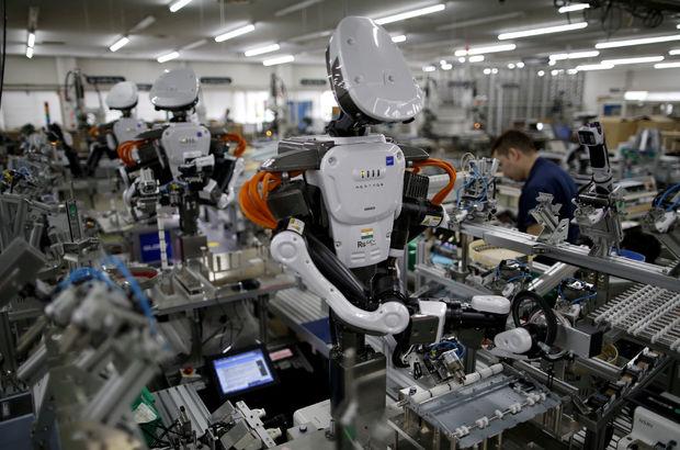 robot işçi