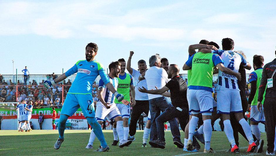 Amed Sportif Faaliyetler - Büyükşehir Belediye Erzurumspor