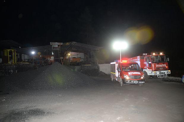 Antalya'da maden ocağı göçtü: 2 madenci hayatını kaybetti