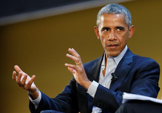 Eski ABD başkanları konferanslarda konuşarak kazanıyor
