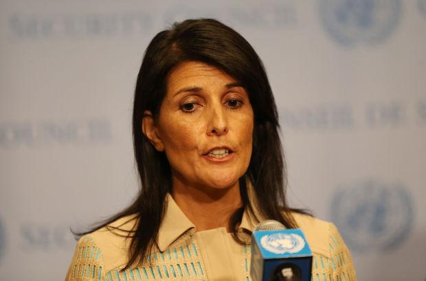 Nikki Haley ABD Kuzey Kore