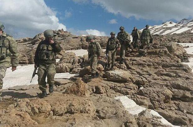 Hakkari'de çatışma! 1 PKK'lı terörist öldürüldü