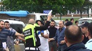 Bursa'da ölümlü kaza sonrası ortalık karıştı
