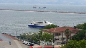 Marmara Denizi'nde hareketli dakikalar