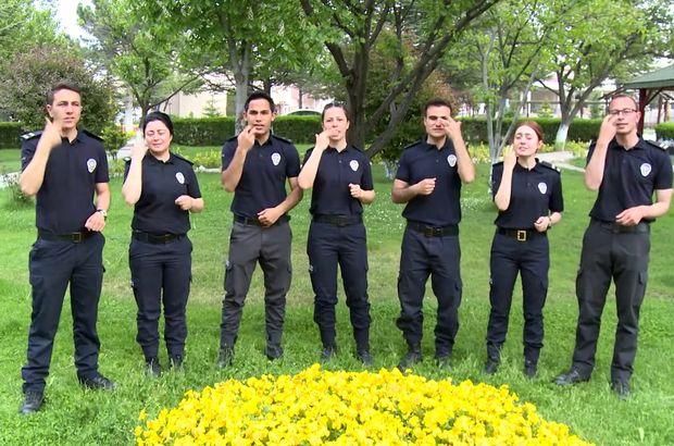 polis akademisi klip