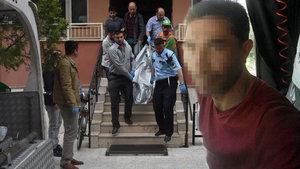 Konya'da eski koca dehşeti