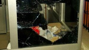 Siirt'te belediye binasında bıçaklı saldırı girişimi