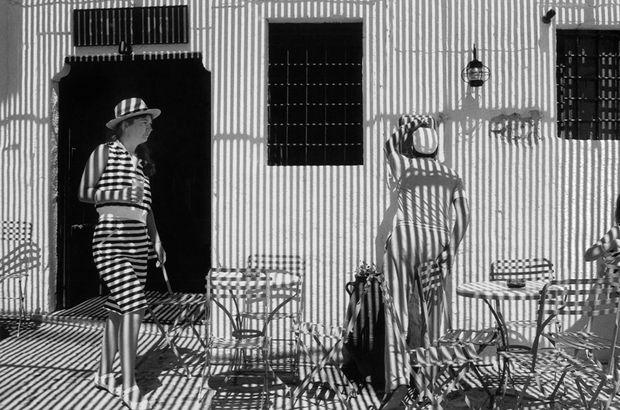 ABD'li fotoğraf sanatçısı Harold Feinstein'ın eserleri sergileniyor
