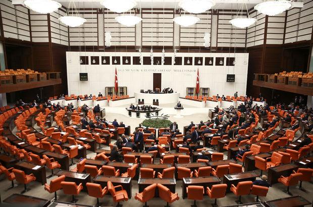 9 milletvekiline ait 10 dokunulmazlık dosyası Meclis'te