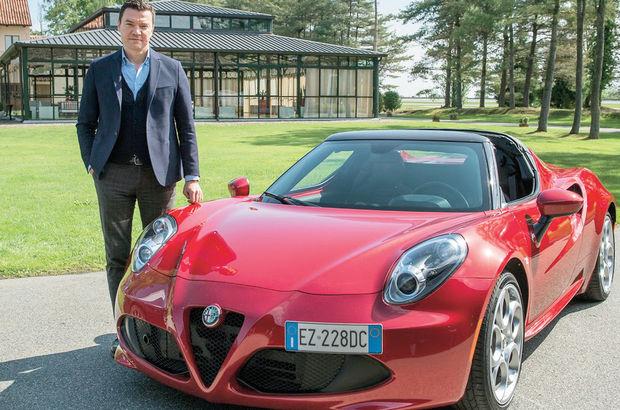 Ruhu Maserati olan Alfa'lar geliyor