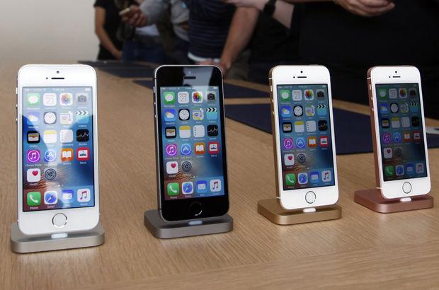 iPhone Hindistan'da üretim
