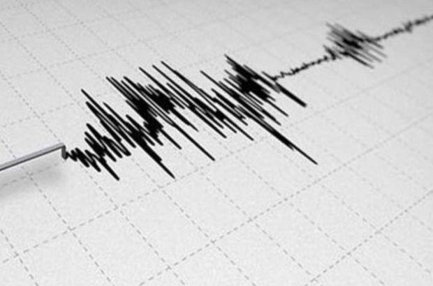 Ege Denizi'nde Datça açıklarında deprem!