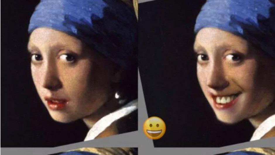 Klasik sanatı yeniden yorumladı