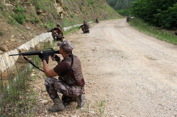 Türk Silahlı Kuvvetleri PKK