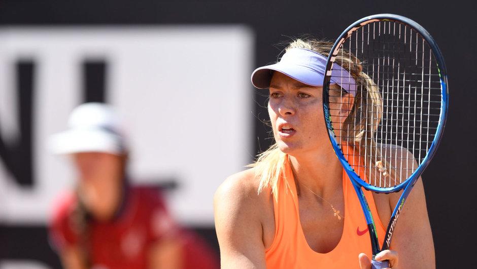 Sharapova'ya destek