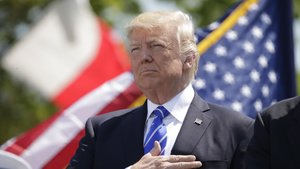 Donald Trump isyan etti