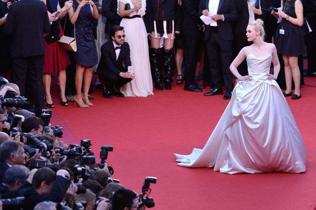 Cannes Film Festivali'ne katılan ünlü isimler