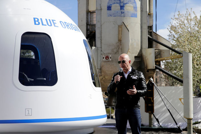 Dünyanın en zengin üçüncüinsanı Bezos'un yükseliş hikayesi