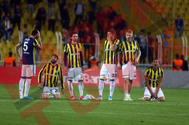 Fenerbahçe - Başakşehir maçı penaltı atışları