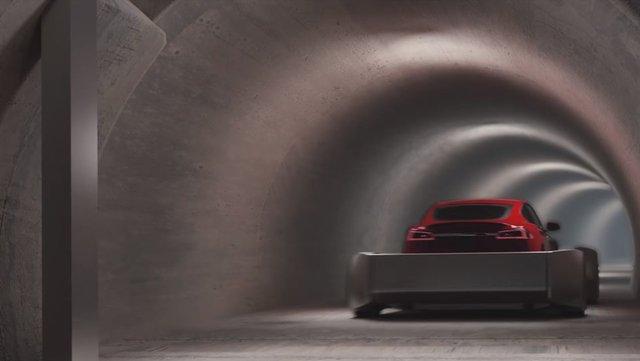 Mars'a insan göndermeye hazırlanan Elon Musk'tan trafiğe çare