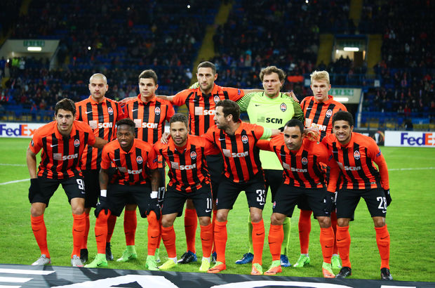 Shakhtar Donetsk: 1 - Dinamo Kiev: 0
