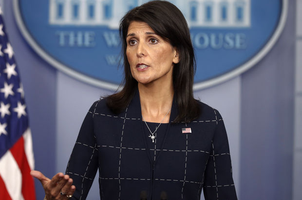 Nikki Haley ABD